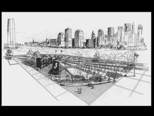 """Liberty State Park 9/11 Memorial Proposal"""