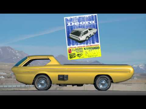 1965 Dodge Deora Concept Car