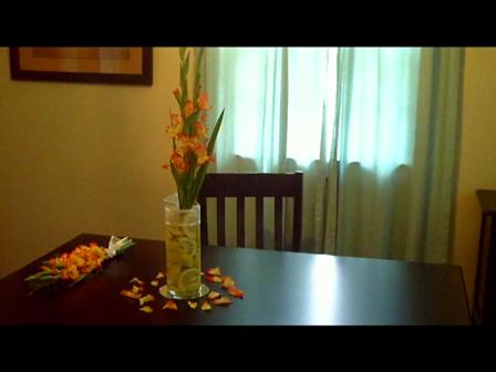 Budget Wedding Flower Fix- September