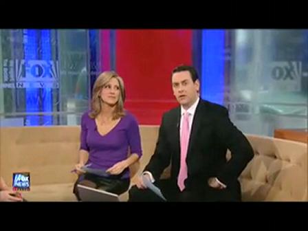 Sally Shields on Fox & Friends