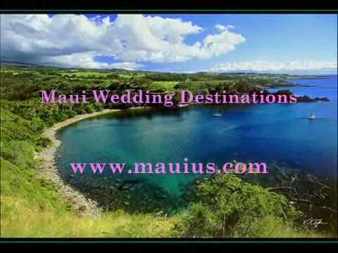 Maui Wedding Destinations- A Driems to Get Married On Maui
