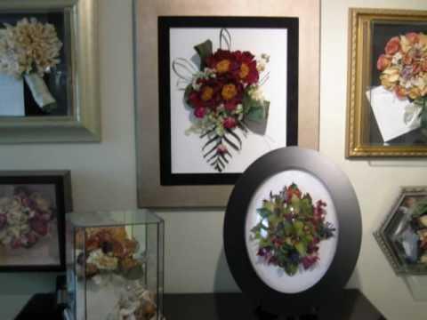 Preserving the Bridal Bouquet
