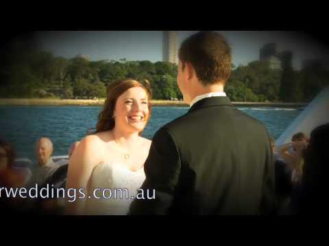 Sydney Harbour Boat Weddings | Wedding Reception Cruises Venues