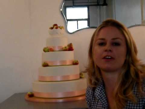 DIY Wedding Cake: How to Decorate with Seasonal Fruits