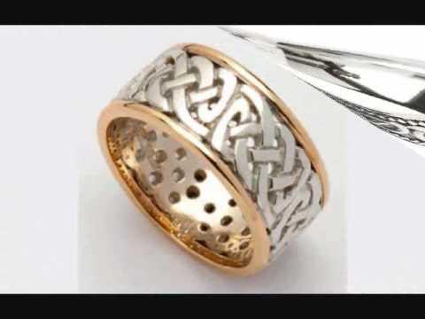 sterling-silver-celtic-wedding-rings.wmv