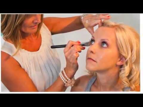 Bridal makeover By Renoir hair studio