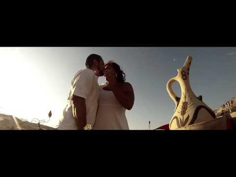 SANTORINI - ANCIENT STYLE GREEK WEDDING.mp4