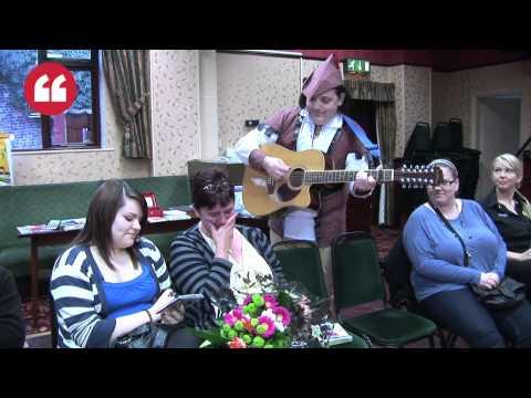 Surprise, surprise - Barnsley's Mum In A Million!