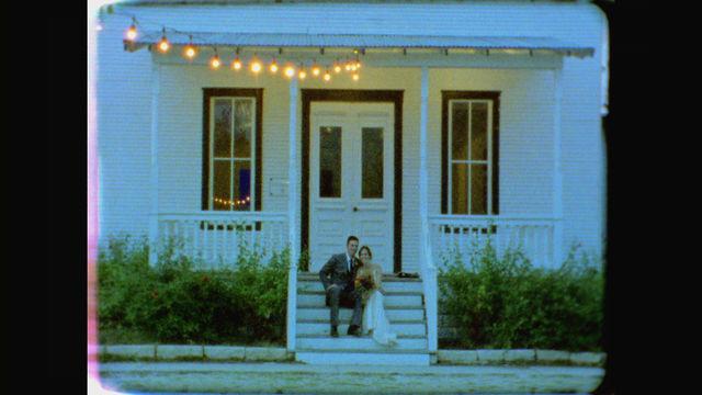 Elissa & Chris | Star Hill Ranch Austin | Wedding Videography Super 8