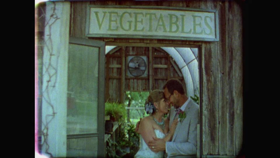 Gypsy Love: Katariina & Larry's Super 8mm Wedding Highlight Film at Vista West Ranch