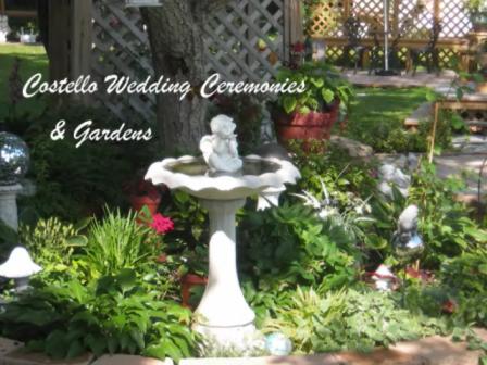 Costello Wedding Gardens