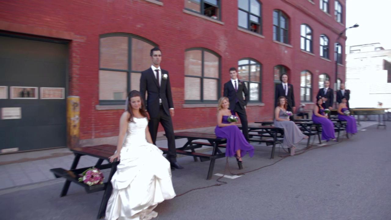 Christina & Steven Montreal wedding video