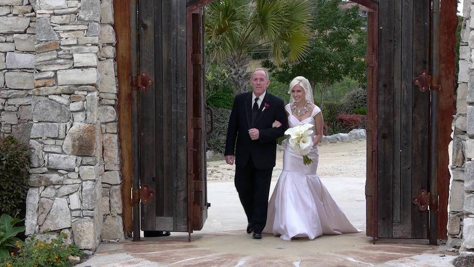 Sarah & Zach's Wedding | Wedding Videography at One World Theatre, Austin, Texas