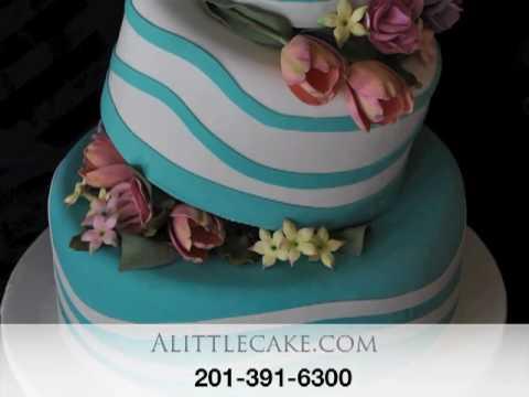 NJ Custom Wedding Cakes | New Jersey Cakes