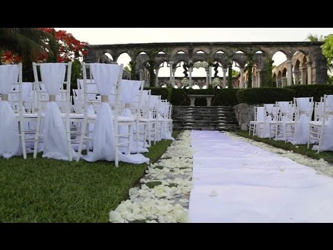 Wedding Planners Paradise Island Bahamas