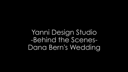 Wedding Decoration Set Up Time Lapse - Yanni Design Studio