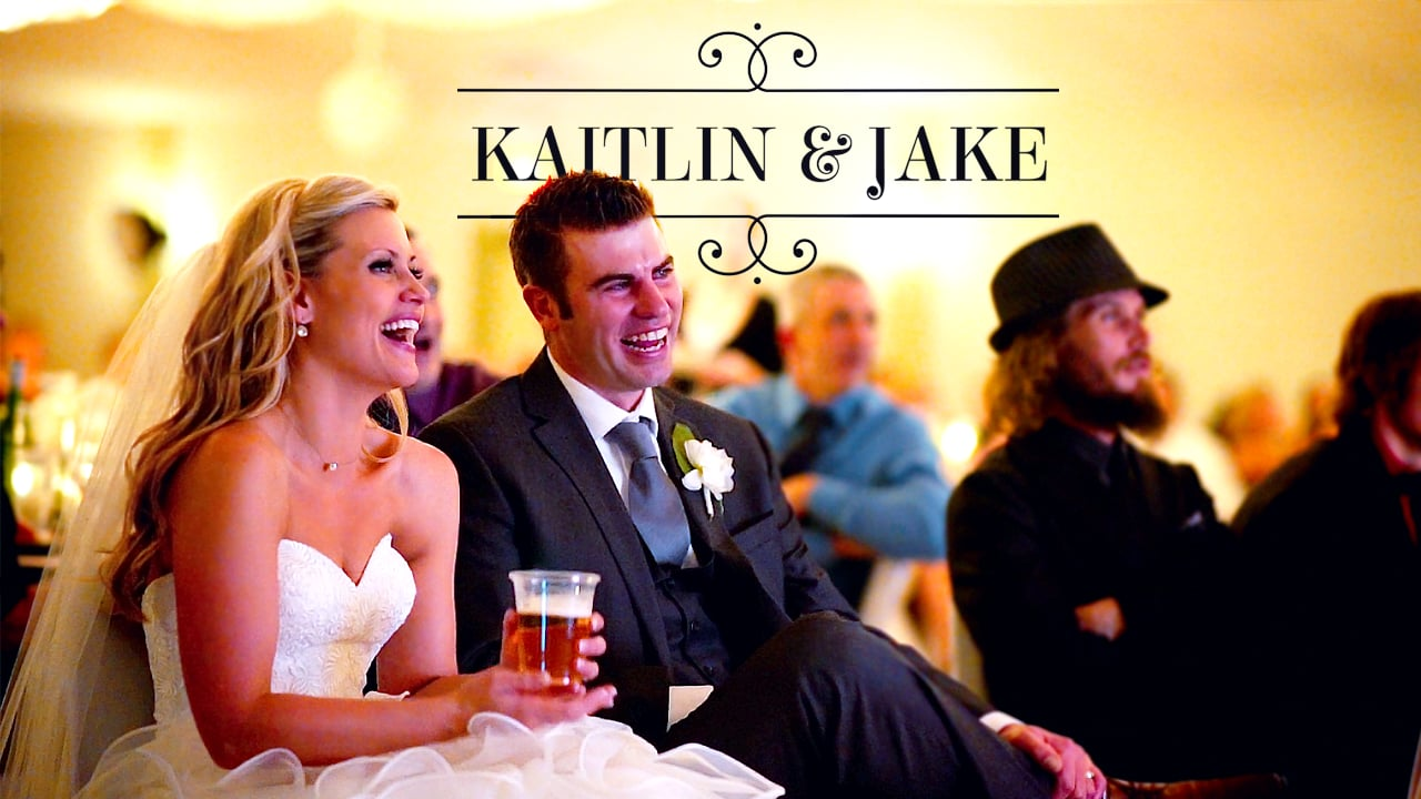Kaitlin & Jake { Wedding Film }