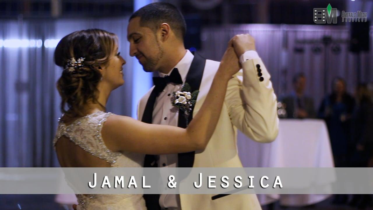 Jamal & Jessica - Wedding Highlight