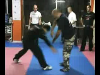Filipino Combat Systems Tactical & Police Defensive Tactics Seminar in Greece - 2007