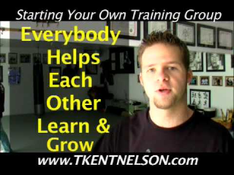 Guro T. Kent Nelson - How To Train With Us