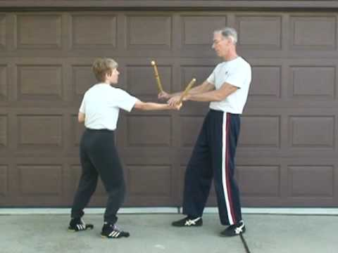 Balintawak Eskrima Volume One DVD Preview.