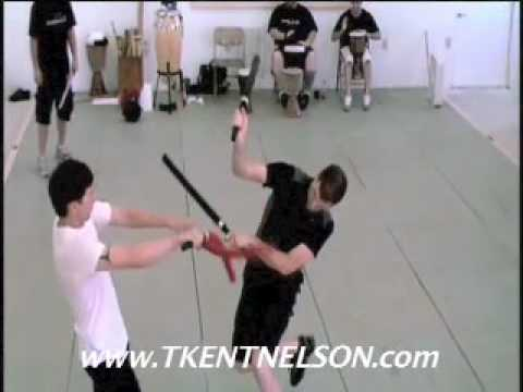 Guro T. Kent Nelson - FMA Camp 2010: Weapon Sparring Tournament Events