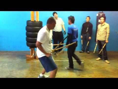3-3-2011 CLASS SNIPPETS Filipino Martial Arts