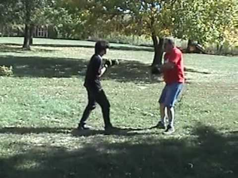 WSEF/Defensive Combat Initiatives Backyard Training Session
