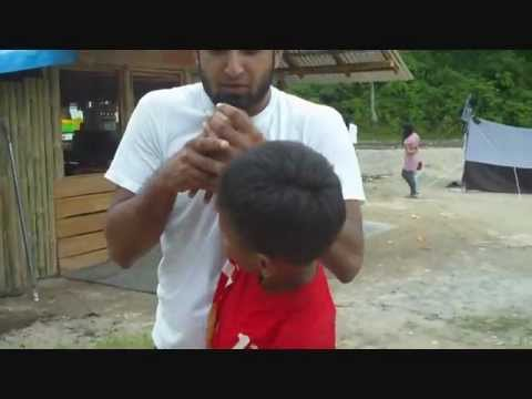 Lock Flow with a talented youth at an Orphanage School in Sumatra - Parvez Alam, FIGHTING FOR LIVES