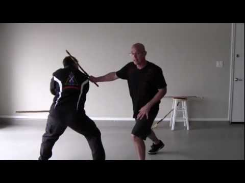 My thoughts on basic Eskrima footwork