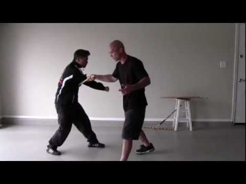 My thoughts on combining striking and footwork