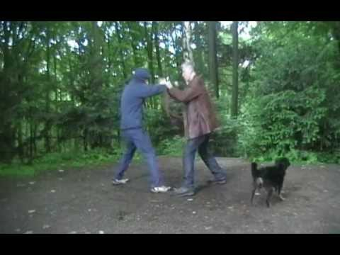 SelfDefence with scarf