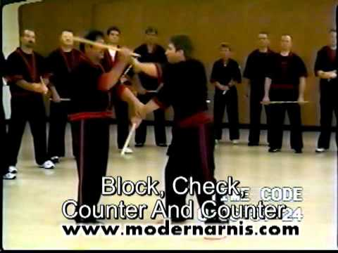 Modern Arnis Live Seminar in Michigan with Belting Examination