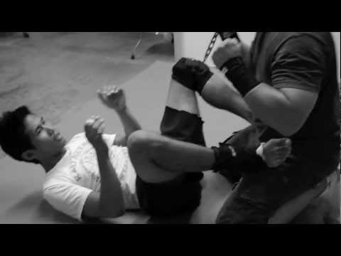 Inayan Eskrima Summer Camp 2012 : JC's Rehab