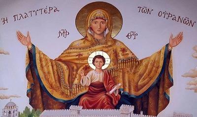 Τι σημαίνει: Μαρία – Θεοτόκος – Παναγία...