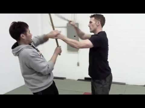 Advanced Eskrima Practice with Master Instructor Mark Mikita