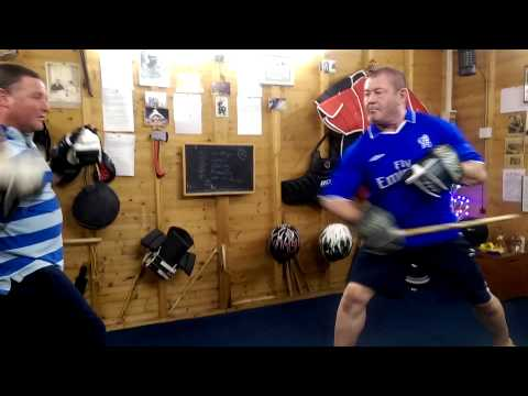 Hand Sparring