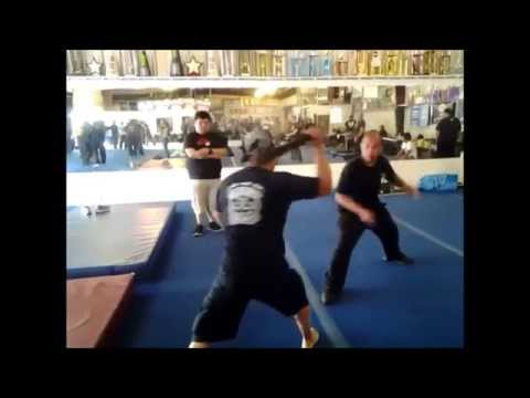 Highlights from the M.A.C.E. Martial Arts seminar on 3/21/2015