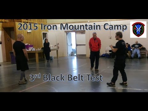 Slide Show: 2015 3rd Black Rank Test - Counterpoint Tactical System