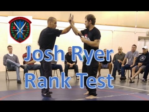 Slide Show: 2015 Josh Ryer Rank Test - Counterpoint Tactical System