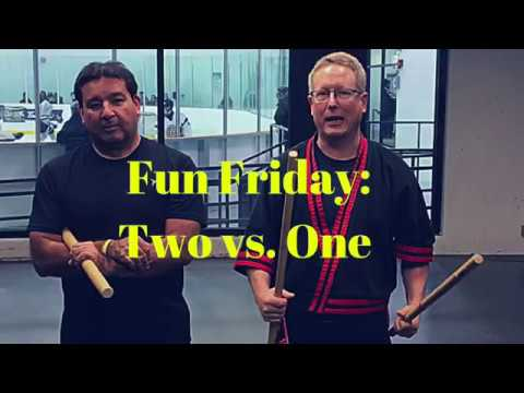 Fun Friday: Two vs  One