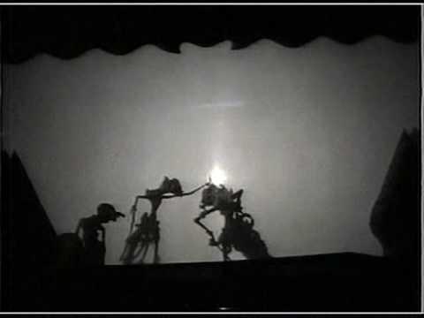 Javanese Shadow Puppet Show - Wayang Kulit