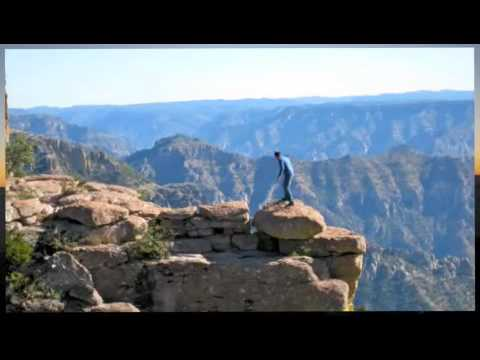 IFWTWA Copper Canyon - Story-The Canyon, The Carrier and the Community