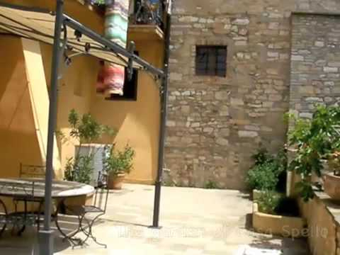 Vacation rental Spello Umbria
