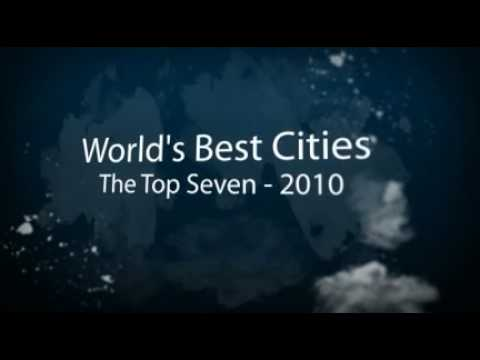 World's Best Cities To Live In - 2010