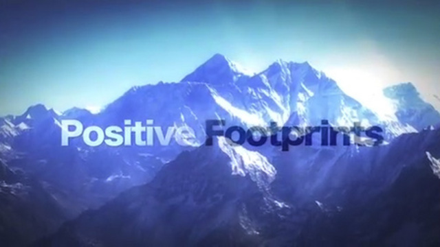 Positive Footprints - Nepal