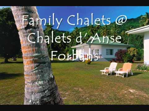 Seychelles Self Catering Holidays @ Chalets d' Anse Forbans Mahe.wmv