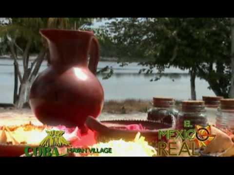 Cobá Mayan Village Tour