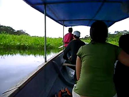 Canoe Trip / Excursion en Pirogue / Excursión en Piragua