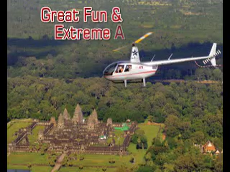 Rescue a hostage in Cambodia - adventure tours